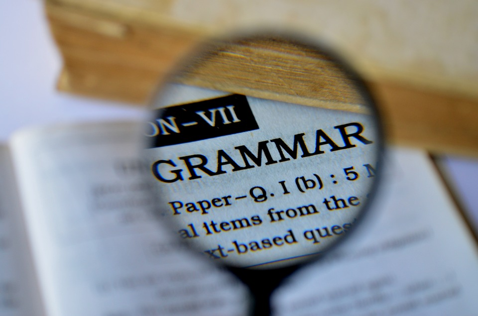 clat english grammar