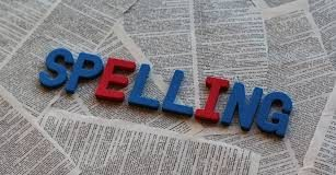 practice questions on spelling correction