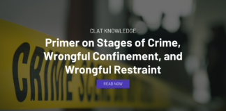stages of crime