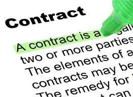 Legal Reasoning Practice Paper on Contracts
