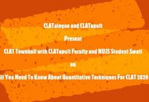 All You Need To Know About Quantitative Techniques for CLAT 2020