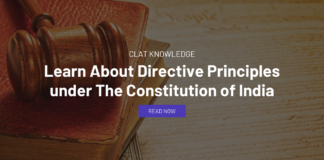 Learn About Directive Principles under The Constitution of India