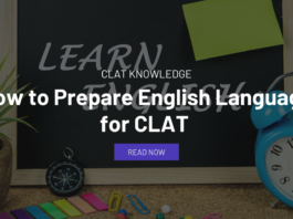 How to Prepare English Language for CLAT 2022