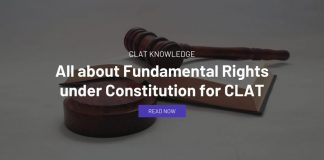 All about Fundamental Rights under Constitution for CLAT
