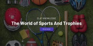 The World of Sports And Trophies
